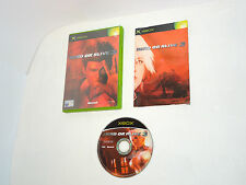 DEAD OR ALIVE 3 complete in box with manual Xbox videogame III