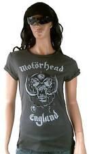 AMPLIFIED MOTÖRHEAD ENGLAND Skull Vintage T-Shirt g.XS/S 34/36