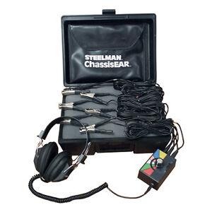 SOUND DIAGNOSIS ELECTRONIC AUTOMOTIVE CHASIS CHASSIS EAR HEADPHONES STETHOSCOPE