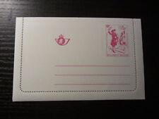 Briefkaart Belgica 82 Zie scan **