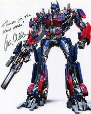 Peter Cullen - Optimus Prime - Transformers - Signed Autograph REPRINT