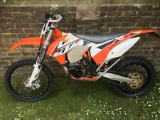 KTM 250 EXC 2T 2015 Enduro electric start