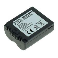 Original OTB Accu Batterij Panasonic Lumix DMC-FZ28 Akku Battery Bateria 600mAh