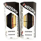 Vittoria Corsa G2.0 Competition 700 x 28 Skin Black Tan Road Bike Clincher Tire