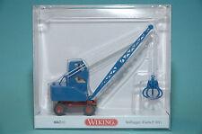 Wiking 066202 Pelle à câble Renard F 301 HO 1:87 NEUF
