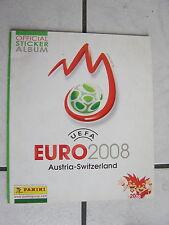 Uefa Euro  League -2008- Klebebilderalbum   von Panini- leer ,top