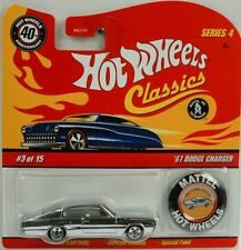 1 64 Hot Wheels 40th Anniversary Classics VW baja Beetle con Button