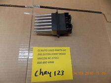01 - 09 Chrysler T&C, Voyager, Pacifica New Blower Motor Resistor