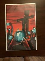 You Are Obsolete #1 - Alysa Avery Exclusive Virgin Variant Cover Limited To 100