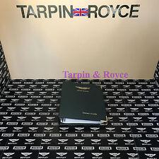 1997-1998 Aston Martin V8 Volante Owners Manual Handbook Very Rare Find Nice AS1