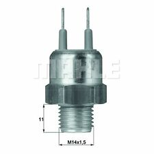 Radiator Fan Temperature Switch - MAHLE TSW 20D - Quality MAHLE - UK Stock