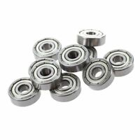 10x ball bearing Deep groove ball 625-ZZ Top quality 5mm A4P7