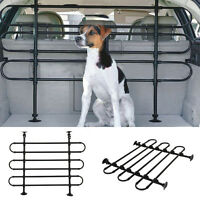 Large Deluxe Universal Adjustable Safety Pet Dog Guard Barrier Car Hatchback