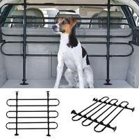 Large Deluxe Universal Adjustable Safety Pet Dog Guard Barrier Car Hatchback