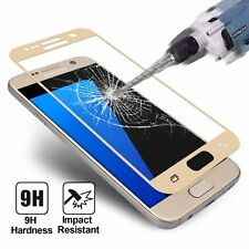 3D Curved Full Cover HD Tempered Glass Screen Protector Samsung Galaxy S7