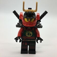Authentic Lego Ninjago Nya Minifigure With Weapons (New) Minifigures