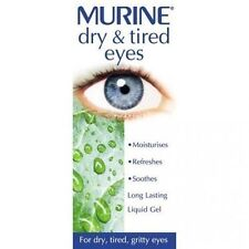Murine Dry & Tired Eyes Lubricant 15ml | Moisturises & Soothes Irritation