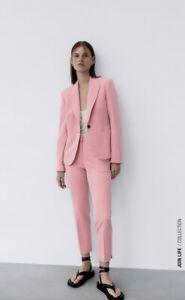 Zara Trouser Suit, Size large