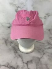 fb090e14 US Polo Assn Navy PINK Baseball Cap Hat Adjustable Casual Wear Cotton