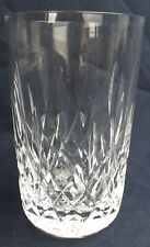 Waterford crystal LISMORE high ball glass Waterford mark