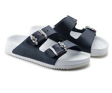 Birkenstock Arizona Prof 40 US 9 Patrick Muff Limited Edi Narrow Blue White KNOT
