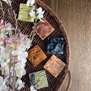 Natural handmade soap - Guest soap - sample soap - Nourishing Organic and Vegan