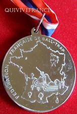MED3730 - MEDAILLE FED. FANÇAISE DE BALL-TRAP championnats de ligue SKEET 1986