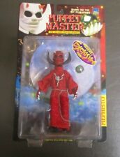 Mephisto Puppet Master RED FULL MOON TOYS Previews Exclusive MOC GV