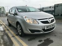 2009 Vauxhall corsa 1.4 automatic px welcome