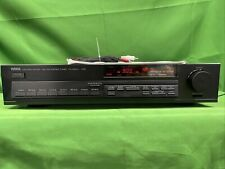 Yamaha Natural Sound AM/FM Stereo Tuner TX-1000U Tuning System Works Great🔥RARE