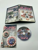 Sony PlayStation 2 PS2 CIB Complete Tested Flipnic: Ultimate Pinball Ships Fast