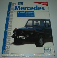 Reparaturanleitung Mercedes G-Klasse 230 240 250 280 300 GD W 460 461 463 NEU!