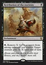 MTG Khans of Tarkir 1x Retribution of the Ancients x1 MINT PACK FRESH UNPLAYED