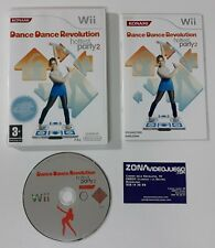 Dance Dance Revolution Hottest Party 2, Nintendo Wii, Pal-Eur