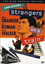 Alfred Hitchcock'S - Strangers On A Train - Farley Granger - (2) Dvd Set