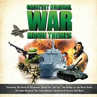 Greatest Original War Movie Themes - CD - BRAND NEW SEALED