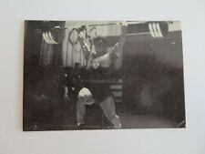 Olympics Rome 1960 weightlifting light weights winner Viktor Bushuev Russia