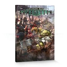 Shadow War Armageddon Rulebook GWS NEW