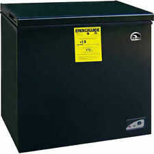 Igloo 5.1 cu ft Chest Freezer, Black Energy Saving Compact Frf454