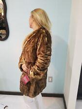 Stefania Sarle Dyed Sheared ( Female) MINK JACKET