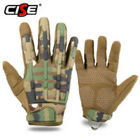 Mens Winter Tactical Gloves Full Finger Gloves Hunting Motorcycle Shooting