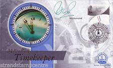1999 Timekeepers - Benham Small Silk - Signed by TIM WONNACOTT