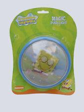 SPONGEBOB SQUAREPANTS MAGIC PUSH LIGHT £2.99