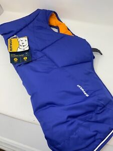 Ruffwear Quinzee Insulated Jacket Size Medium Huckleberry Blue New