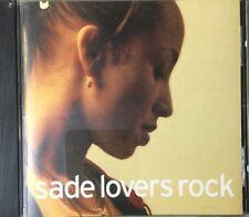 Lovers Rock by Sade (CD, Nov-2000, Epic)