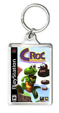 CROC LEGEND OF THE GOBBOS PSX KEYRING LLAVERO