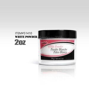 Supernail Professional Acrylic Powder - White 2oz #51410