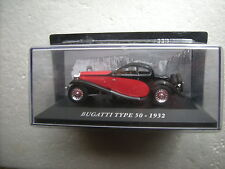 1/43 BUGATTI TYPE 50 1932