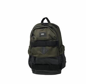 VANS Planned Pack 2 Backpack Green Grey Laptop Bag Unisex Men  VN0A46NBW29