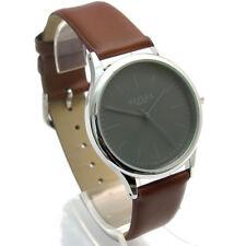Reflex Smart Modern Men's Gents' Watch Quartz Grey Dial Chrome Case REF0015